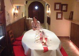 Die Gäste können kommen